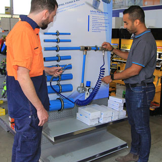 About Us - Infinity Pipe Systems