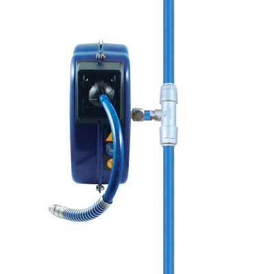 Retractable Air Hose Reel Infinity Pipe Systems
