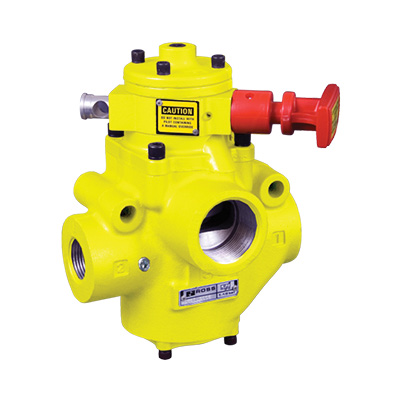 1-1//4 In-Out 1-1//4 Exhaustaust BSPP 1-1//4 In-Out 1-1//4 Exhaustaust BSPP Manual 3//2 Way Ross Controls YD1523B7112 15 Series//Classic Lockout and Soft Start Valve